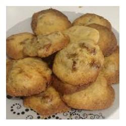 Biscuit noisette