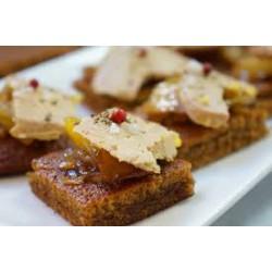 """Pain d'épice """"spécial foie gras"""""""