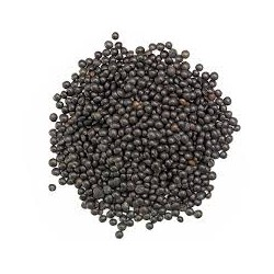lentilles belluga (1 kg)